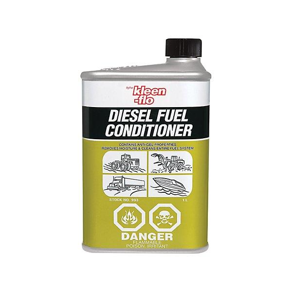 Kleen-Flo - Diesel Fuel Oil Conditioner 1 Liter - KFL993