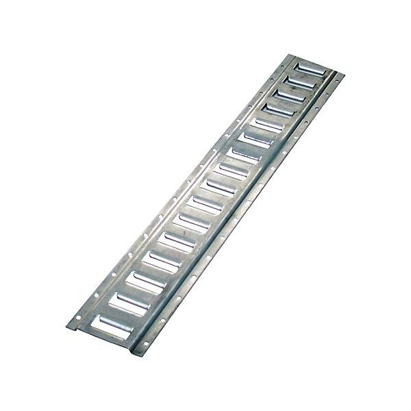 Kinedyne - Rail de soutien horizontal en acier galvanisé série E 10 pi - KIN43001
