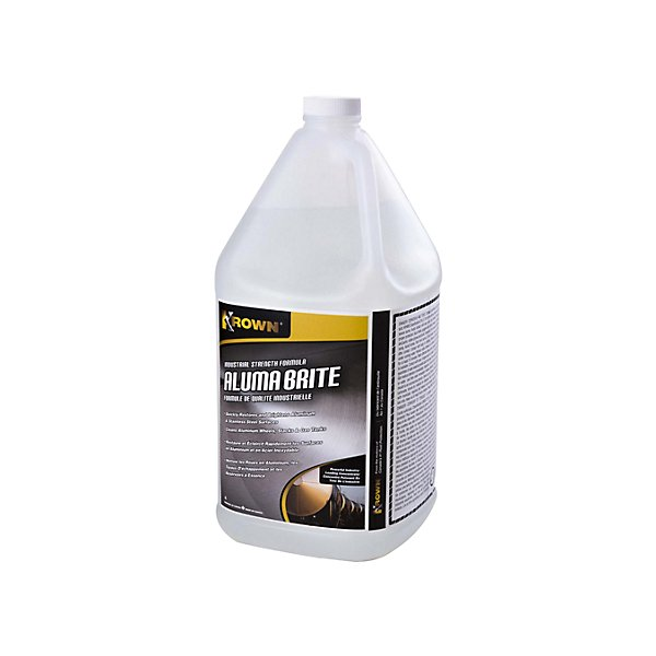 Krown Industrial - Mr-82 Aluma Brite 4 Liters - KRO1225
