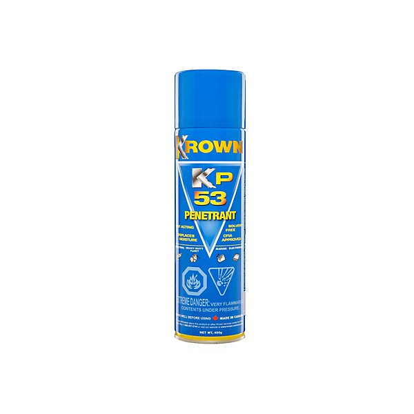Krown Industrial - Kp-53 Solvent Free Penetrating Oil    400 Gr - KRO51400