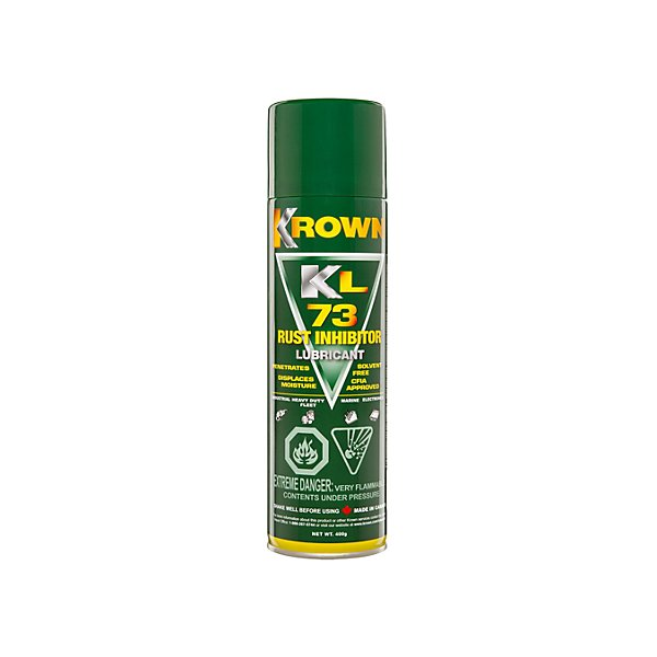 Krown Industrial - KL-73 Corrosion Inhibitor and Lubricant 400 g - KRO71400