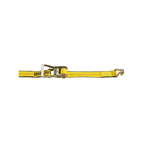 Kinedyne - 2 In Ratchet Strap with 1006 Wire Hooks - 30 Ft. - NKI513084
