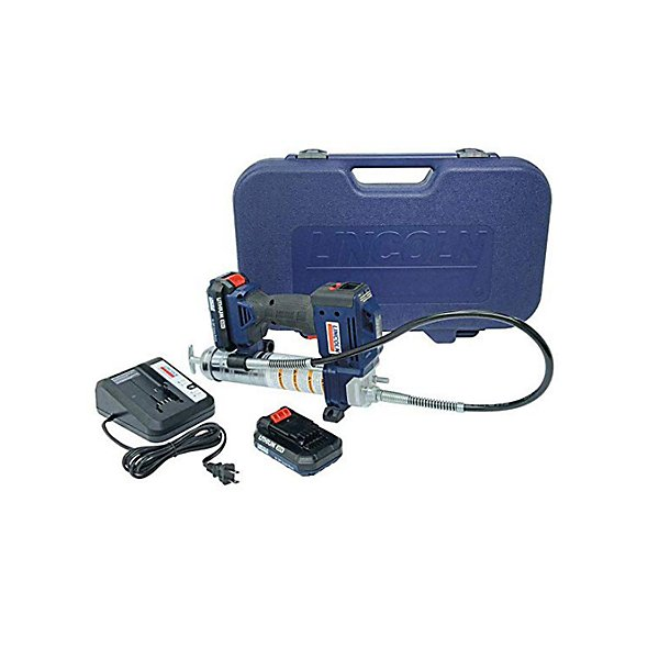 Lincoln - Powerluber 20V Li-Ion (2 Battery) - LIN1884