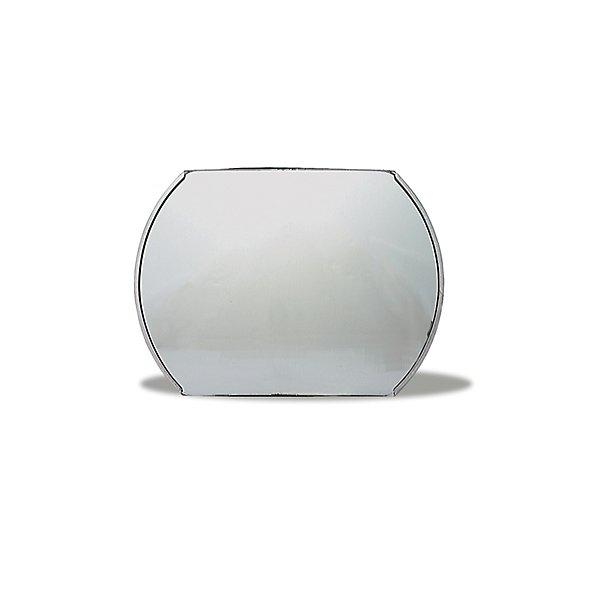 Grote - Mirror - Exterior Rear View Stick On Convex Mirrors, Rectangular Bright - GRO12164