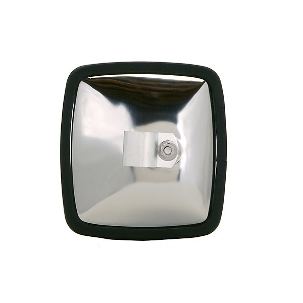 Grote - Mirror - Exterior Rear View Split Mirror Assembly, Replacement Stainless Steel - GRO12333
