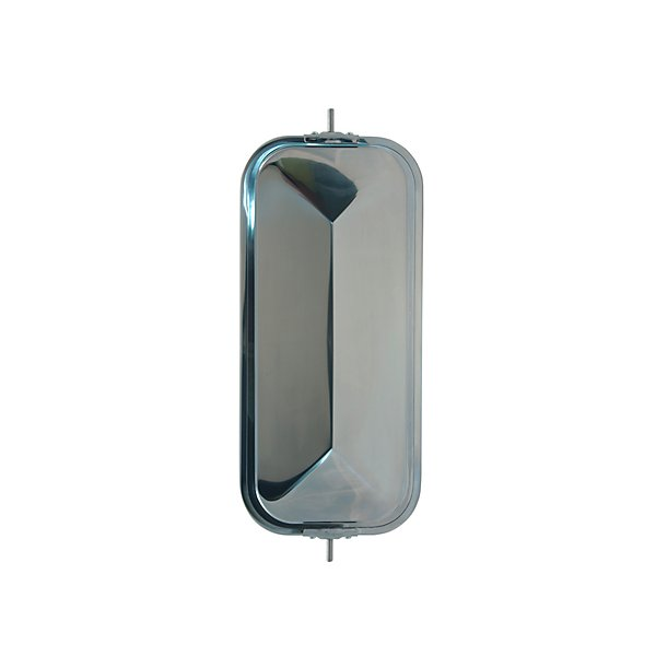 Grote - Mirror - Exterior Rear View OEM Style Stainless Steel - GRO16273