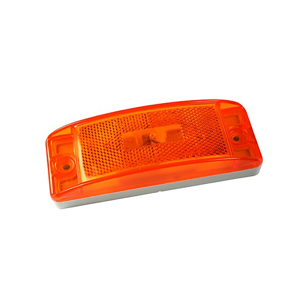 Grote - Lamp / Clearance & Marker Built-In Reflector Lens Amber - GRO46873