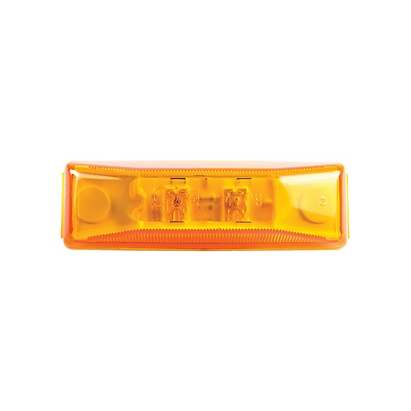 Grote - Lamp / Clearance & Marker Supernova, Male Pin Amber - GRO47093