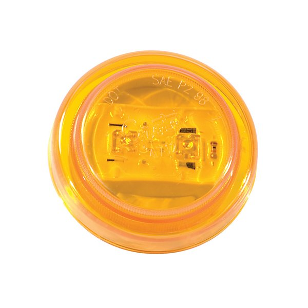 Grote - Lamp / Clearance & Marker Supernova, Male Pin Amber - GRO47123