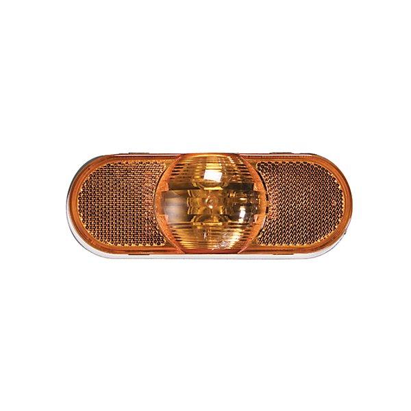 Grote - Lamp / Stop, Turn & Tail Torsion Mount III Yellow - GRO52513
