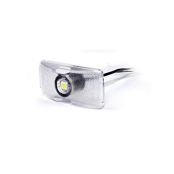 Grote - License Plate Light 2.6 in. x 1.181 in. x .73 in. - GRO60671