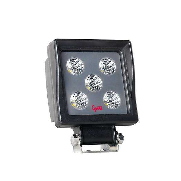 Grote - Forward Lighting, Square, Led Work Lamp Assembly - GROBZ201-5