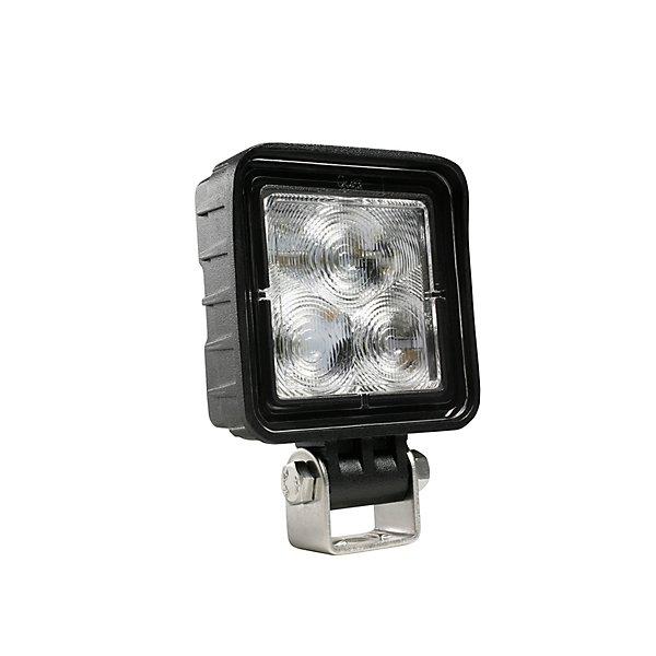 Grote - Forward Lighting, Mini Square, Led Work Lamp Assembly - GROBZ601-5