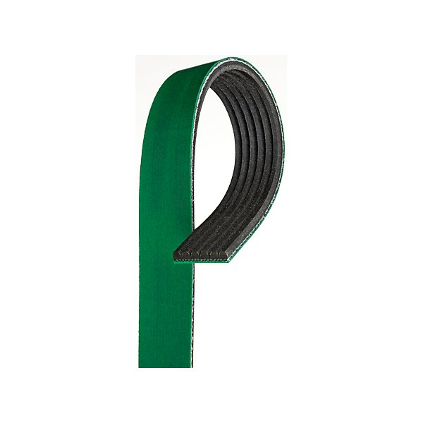 Gates - FleetRunner Automotive V-Ribbed Belts (Heavy Duty) K06 13/16 in. x 64 3/8 in. - GATK060637HD