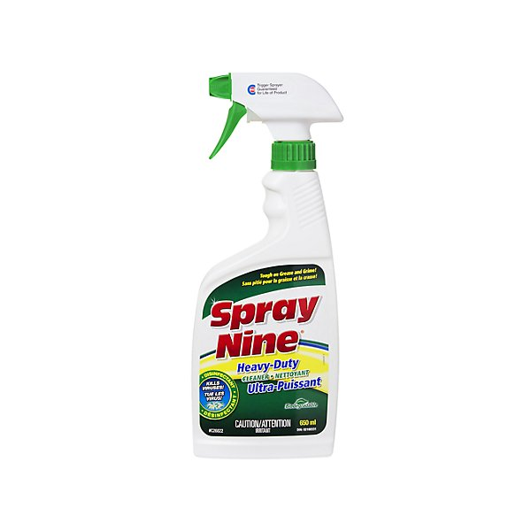 - Spray Nine Cleaner 650Ml - PTXC26822