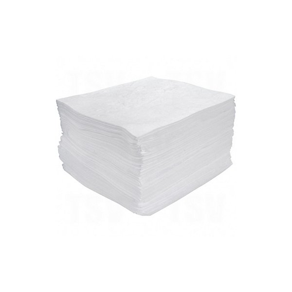 Zenith Safety Products - Meltblown Sorbent Pads - Oil Only 100/Pk - SCNSEH942