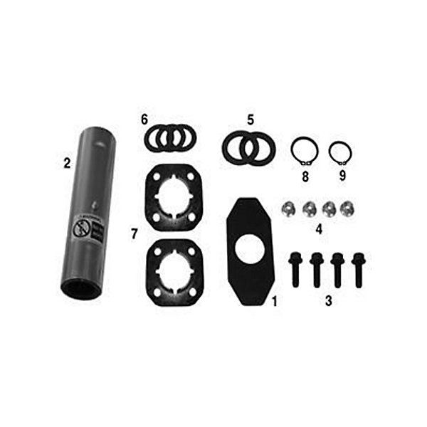 Euclid - Camshaft Repair Kit for Hendrickson INTRAAX 16-1/2 in. Brakes - EUCE-11897