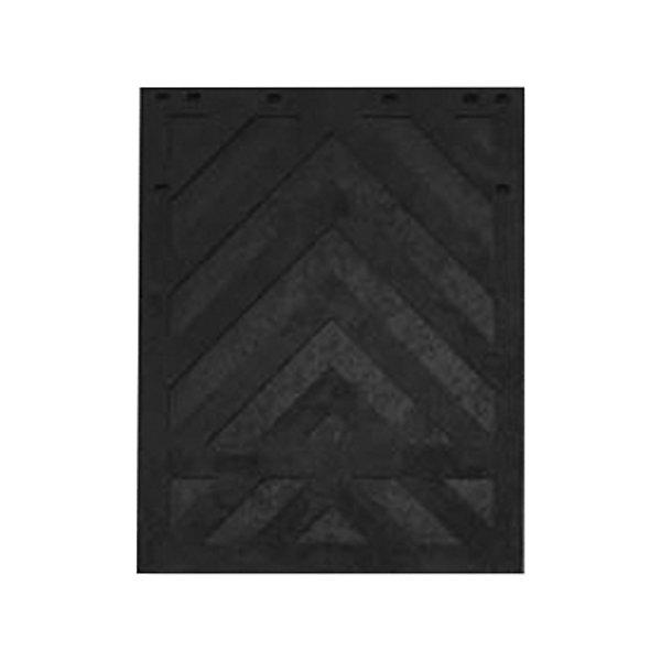 National Rubber Technologies - .25 X 24 X 36 Rubber Chevron Plain - MUD062436T