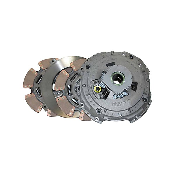 Eaton - EverTough Manual Adjust Clutch, Torque Capacity: 2050 Ft. Lbs., Clutch Size: 15.5 Inch - EAT108925-25AM