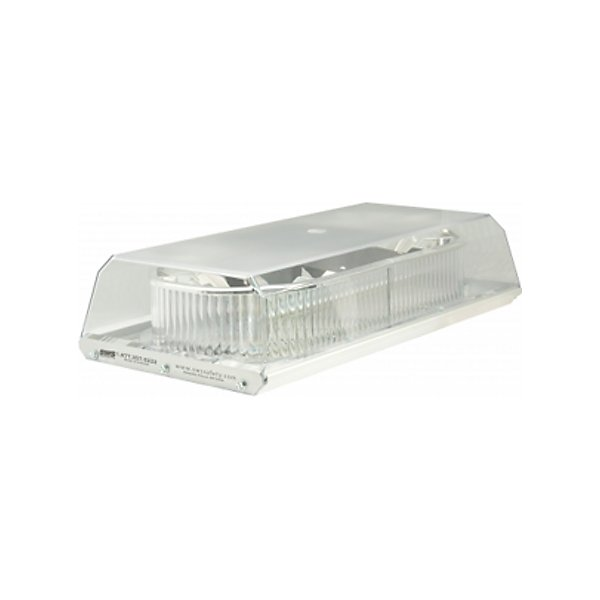 SWS Warning Lights - AMB PARAB MINIBAR CLR LENS - STH16338