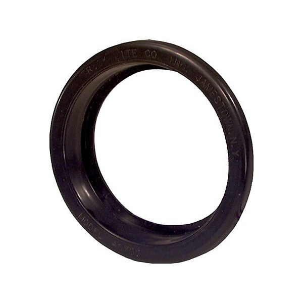 Truck-Lite - Open Back, Black PVC, Grommet for 40 Series, 44 Series and 4 in. Lights, Round - TRL40700