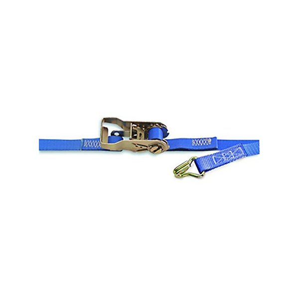Kinedyne - Hd Ratchet Strap with 1003 Wire Hooks - 12 Ft. - NKI711281PK