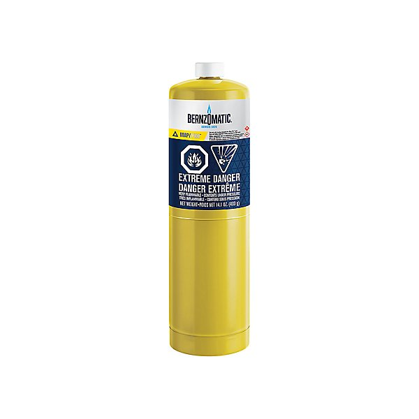 Bernzomatic - 14.1-oz. MAP-Pro™ Gas Cylinder - BRZ332478