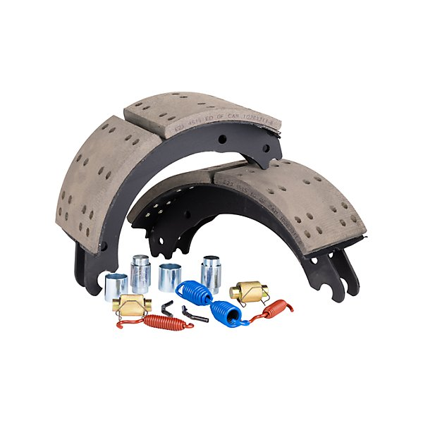 HD Plus - New Brake Shoe Kit 4707E23 - TRB046E23-6N