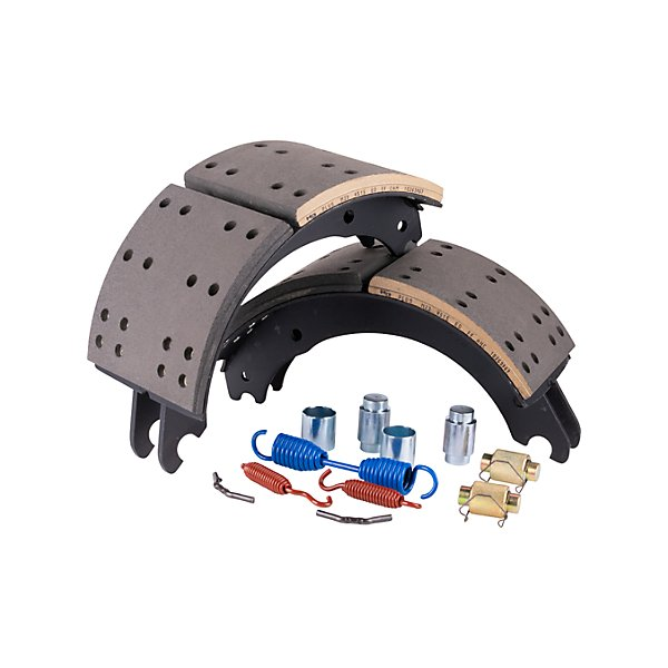 HD Plus - New Brake Shoe Kit 4707M23 - TRB046M23-6N