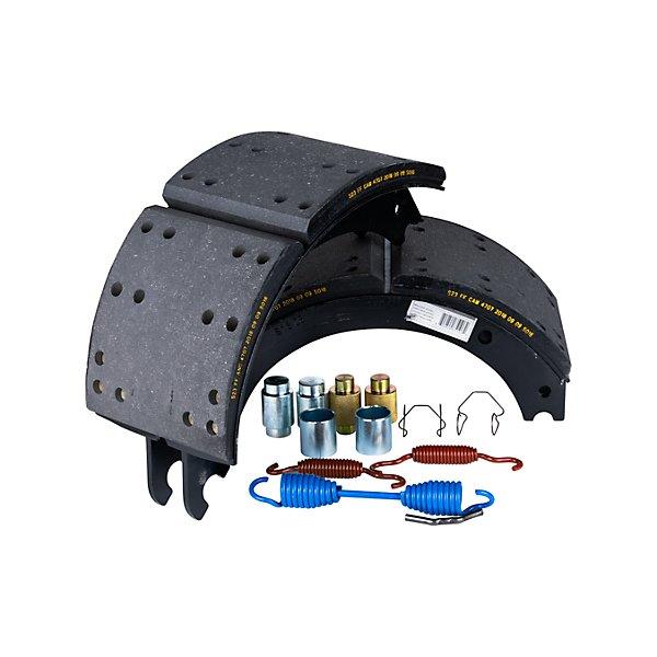 HD Plus - New Brake Shoe Kit 4707S23 - TRB046S23-6N