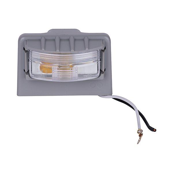 Truck-Lite - Rect License Lamp& Brkt Kit - TRLHB9350