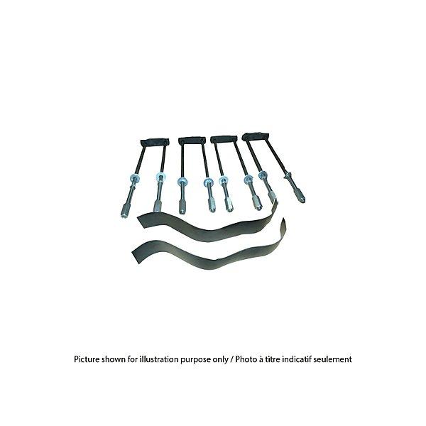 Trebor Manufacturing - TRETRU14110-TRACT - TRETRU14110