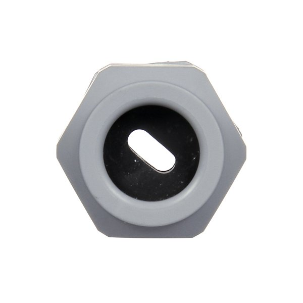 Truck-Lite - Super 50, 3 Conductor, Compression Fitting, Gray PVC, .45 x. 19 in. - TRL50846