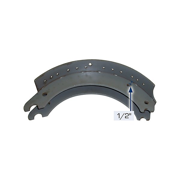 HD Plus - Remanufactured Brake Shoe 4715HS - TRB084M05-1R