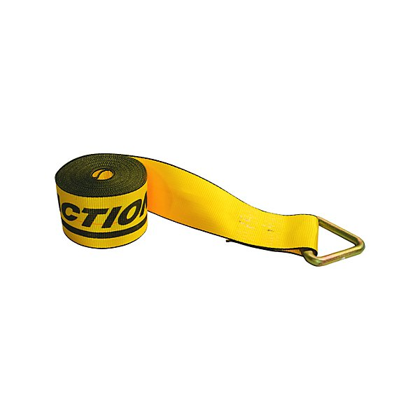 Traction - Traction 4 in. Winch Strap with 1026 Delta Ring - 30 ft. - NKI423010-702622