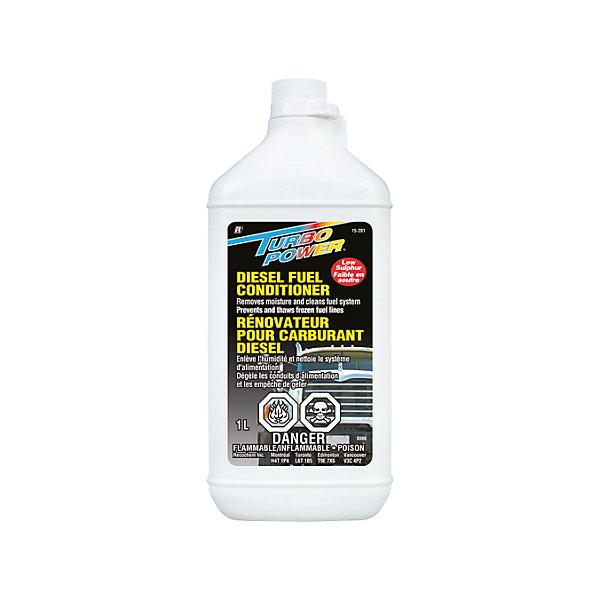 Recochem - Turbo Power Diesel Fuel Conditioner (6 X 1 L) - RCM15-281