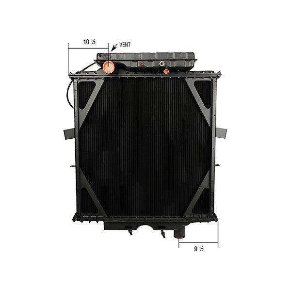 Spectra Premium - PETERBILT RADIATOR - SPE2101-3702