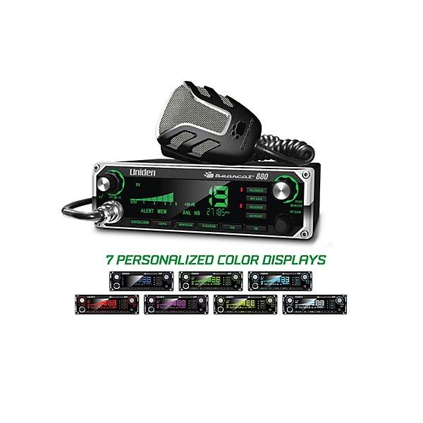 Lynco Products - Bearcat 880 CB Radio with Backlighting Uniden - LYN201-BC880