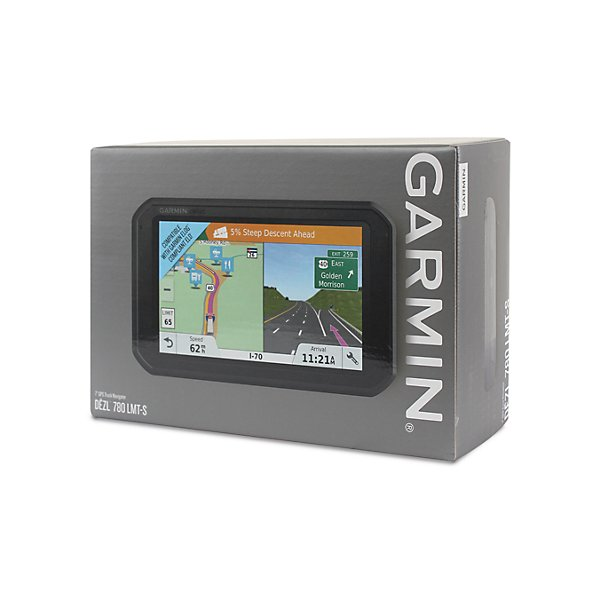 Garmin - LYN203-DEZL780-TRACT - LYN203-DEZL780