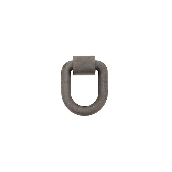 Kinedyne - 1 in. Forged Steel HD D-Ring with Weld-On Clip - KIN80139