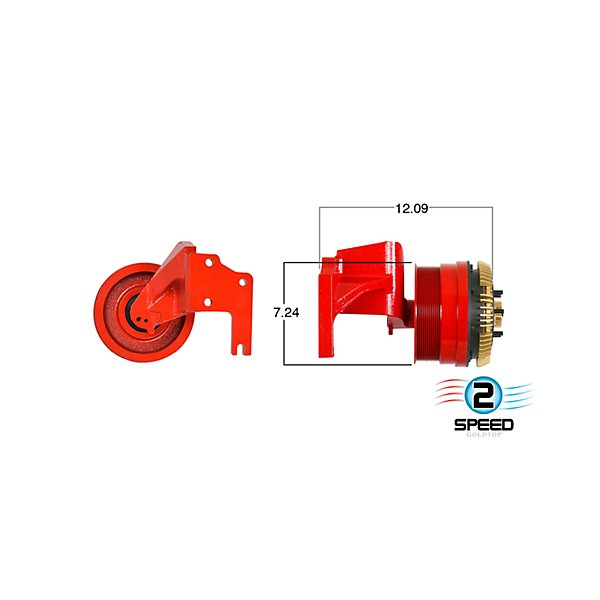 Kit Masters - KMR99782-2-TRACT - KMR99782-2