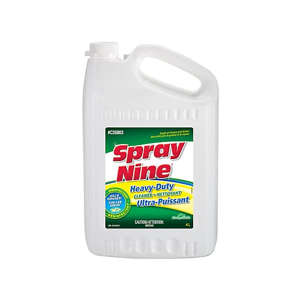 Permatex - Spray Nine Heavy Duty Cleaner+Degreaser +Disinfectant 4L - PTXC26803