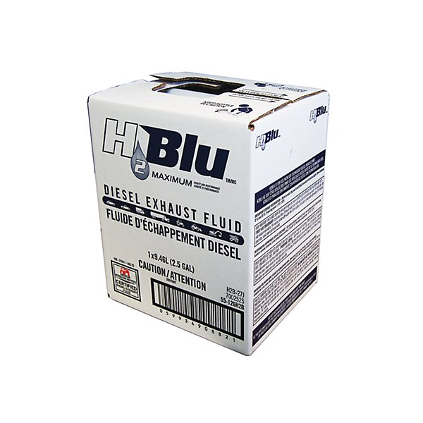 Recochem - H2Blu Diesel Exhaust Fluid -  9.46 L - RCM55-126H2BX96