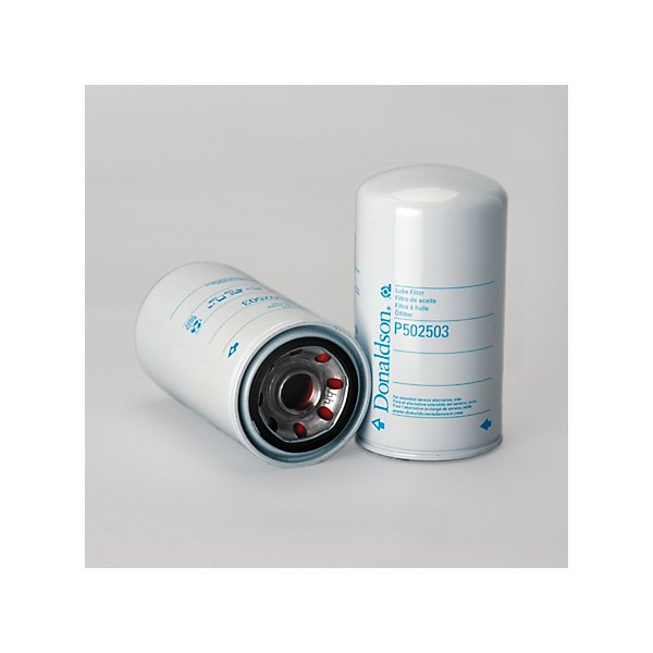 Donaldson - Engine Oil Filters, Spin-On L: 6,5 in, Tread : 1-16 UN , OD: 3,66 in - DONP502503