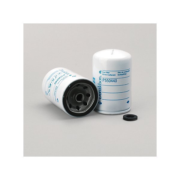 Donaldson - Fuel/Water Separator, Spin-On L: 4,73 in, Tread : M16 x 1,5 , OD: 3,02 in - DONP550440