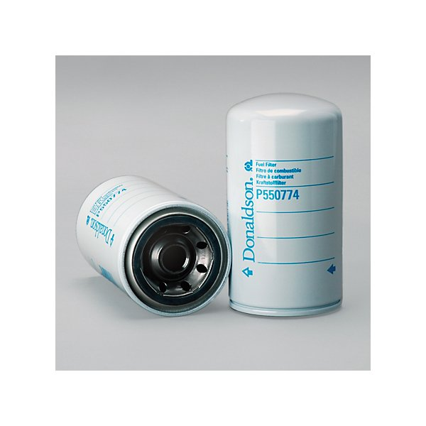 Donaldson - Fuel/Water Separator, Spin-On L: 6,86 in, Tread : 7/8-14 UN , OD: 3,66 in - DONP550774