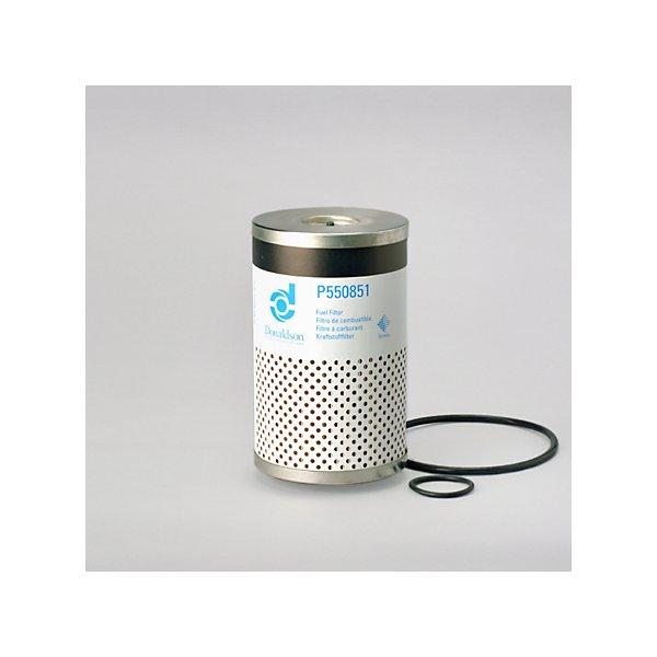 Donaldson - Fuel Filter, Cartridge L: 6,76 in, OD: 4,22 in, ID: 0,66 in - DONP550851