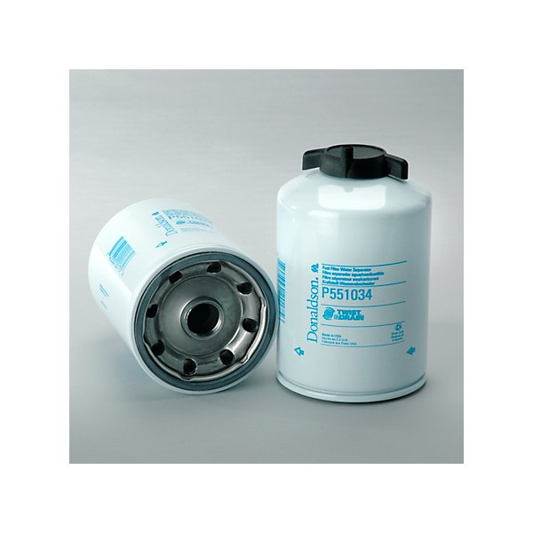 Donaldson - Fuel/Water Separator, Spin-On L: 6,82 in, Tread : 1-14 UN , OD: 4,23 in - DONP551034