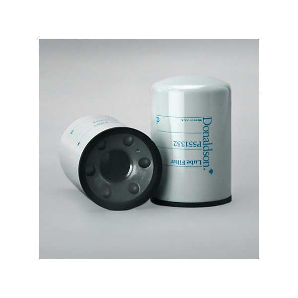 Donaldson - Engine Oil Filters, Spin-On L: 5,52 in, Tread : 1 1/2-16 UN , OD: 3,7 in - DONP551352