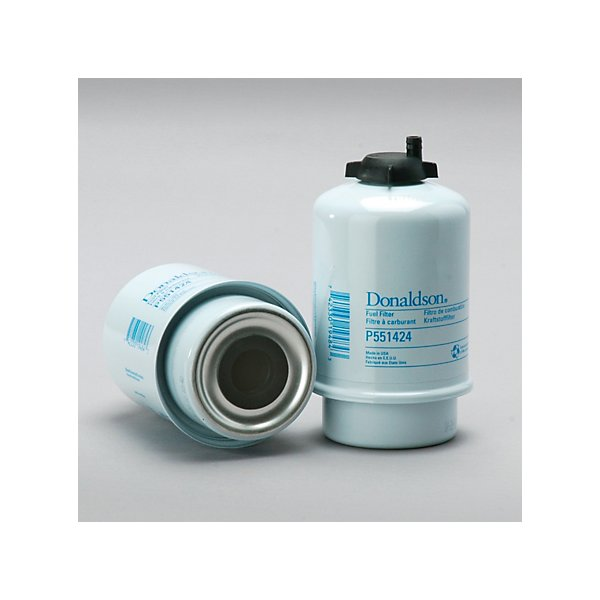Donaldson - Fuel/Water Separator, Spin-On L: 6,08 in, OD: 3,15 in - DONP551424